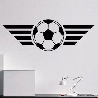 Samolepka Fotbalový míč 004 - 120x41cm