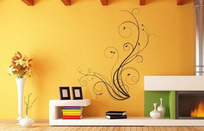 Proč jsou samolepky na stěnu stále oblíbenější?