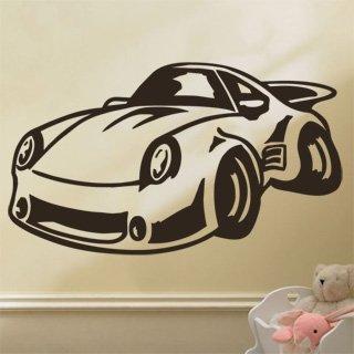 Samolepící dekorace Auto 017 - 139x80 cm