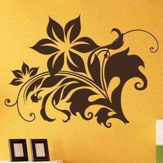 Nálepka na zeď Rostlina 008 - 135x100 cm