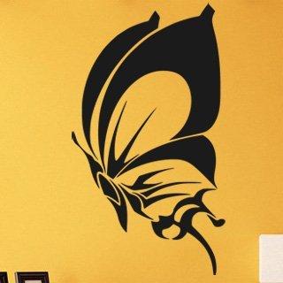 Samolepka na zeď Motýl 017 - 60x107 cm