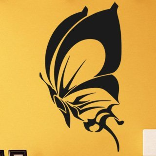 Nálepka na zeď Motýl 017 - 100x178 cm