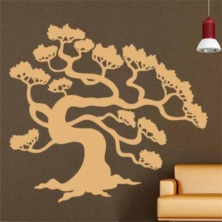 Samolepící dekorace Strom 010 - 120x108 cm