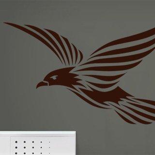 Nálepka na zeď Pták 001 - 160x100 cm