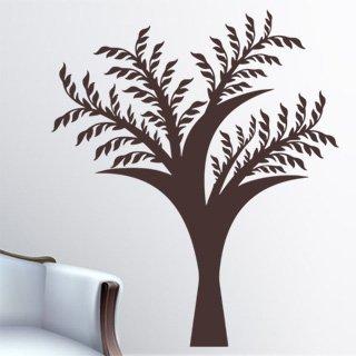Samolepící dekorace Strom 045 - 100x118 cm