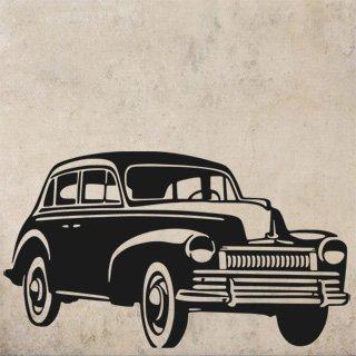 Samolepka na zeď Auto 025 - 105x60 cm