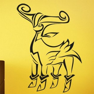 Samolepka Beran 002 - 80x110 cm
