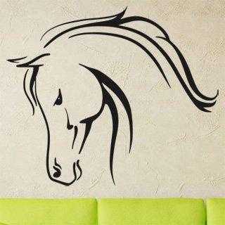 Samolepka Kůň 0322 - 94x80 cm