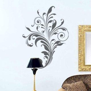 Nálepka na zeď Rostlina 001 - 100x135 cm