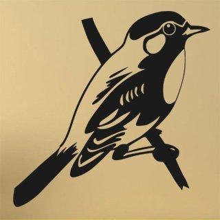 Samolepící dekorace Pták 013 - 100x100 cm