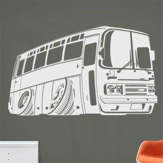 Samolepící dekorace Autobus 001 - 134x80 cm