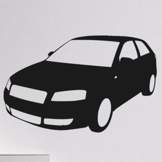 Nálepka na zeď Auto 028 - 190x120 cm