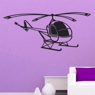 Samolepka Helikoptéra 006 - 136x60 cm
