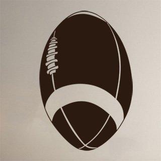 Samolepka Americký fotbal 007 - 80x120 cm