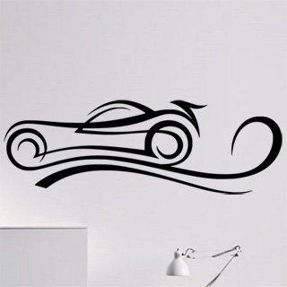 Samolepící dekorace Auto 032 - 240x80 cm