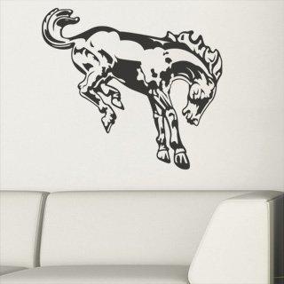 Samolepící dekorace Kůň 004 - 120x108 cm