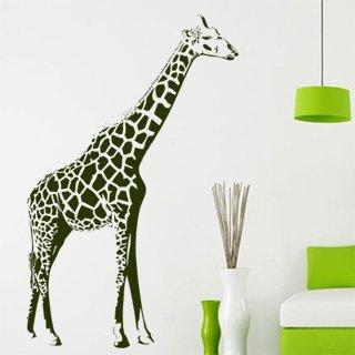 Samolepící dekorace Žirafa 007 - 120x190 cm