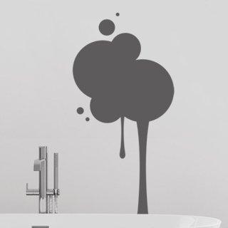 Samolepka Kruhy 006 - 80x182 cm