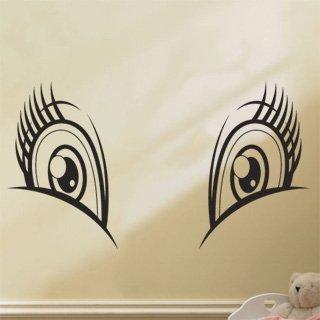 Samolepka na zeď Potvůrky 014 - 110x60 cm