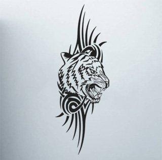 Samolepka Tygr 010 - 43x120cm