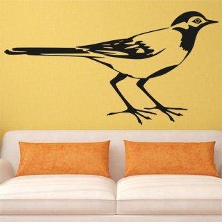 Samolepka na zeď Pták 014 - 113x60 cm