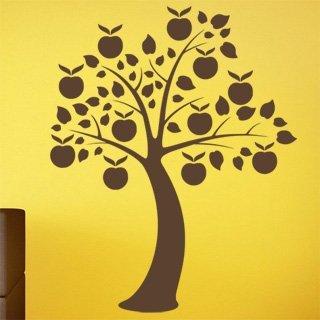 Samolepící dekorace Strom 065 - 100x124 cm