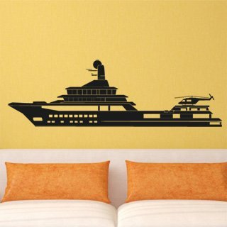 Samolepka Loď 009 - 195x60 cm