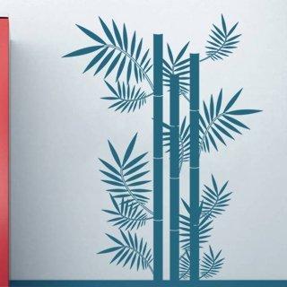 Nálepka na zeď Bambus 001 - 100x134 cm