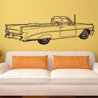 Nálepka na zeď Auto 005 - 298x100 cm