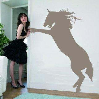 Samolepka Kůň 008 - 80x108 cm