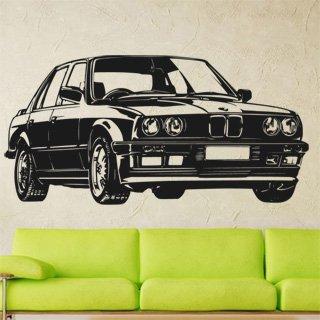 Nálepka na zeď Auto 030 - 245x120 cm