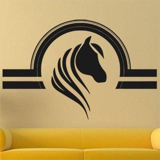 Samolepka Kůň 0323 - 125x80 cm