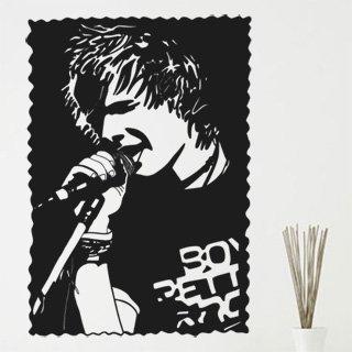 Samolepka Ed Sheeran 1348 - 120x172cm