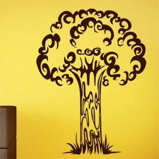 Samolepka na zeď Strom 011 - 90x120 cm
