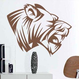 Samolepící dekorace Lev 003 - 100x84 cm