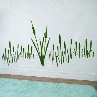 Samolepící dekorace Rákos 001 - 169x80 cm