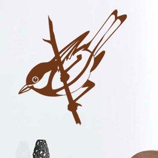 Samolepka Pták 012 - 80x85 cm