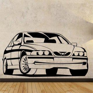 Samolepící dekorace Auto 023 - 190x100 cm
