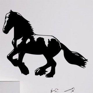 Samolepící dekorace Kůň 0334 - 126x100 cm