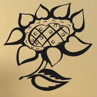 Samolepka Květiny 018 - 102x100 cm