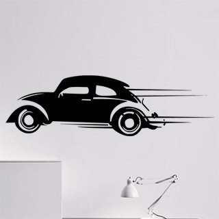 Samolepka na zeď Auto 024 - 120x35 cm