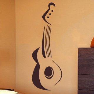 Samolepící dekorace Kytara 004 - 80x234 cm