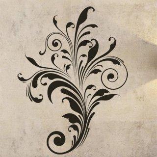 Samolepka na stěnu Rostlina 001 - 120x162 cm