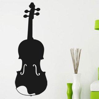 Samolepící dekorace Housle 002 - 80x237 cm