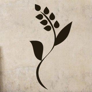 Samolepka na zeď Rostlina 0189 - 60x120 cm