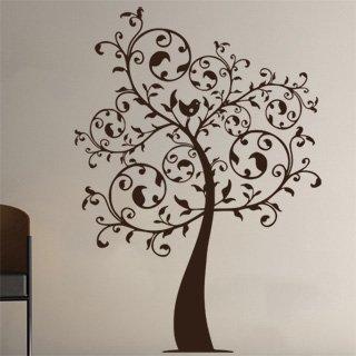 Samolepící dekorace Strom 058 - 120x168 cm