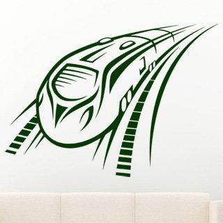 Samolepka Vlak 002 - 112x80 cm