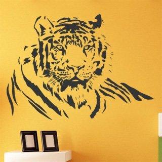 Samolepící dekorace Tygr 005 - 140x100 cm