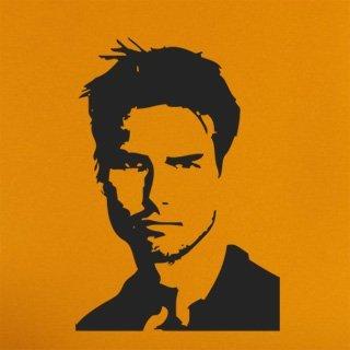 Samolepící dekorace Tom Cruise 001 - 100x145 cm