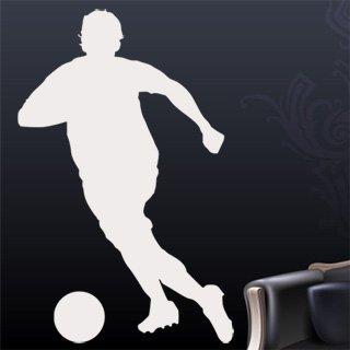 Samolepka na zeď Fotbalista 007 - 60x92 cm